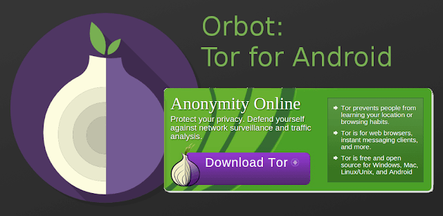 Orbot-Tor on Android for Android