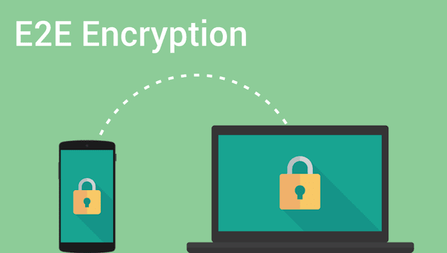 What is End-to-end encryption and how It works