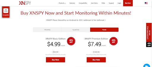 XNSPY-price