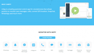 Android Keylogger mSpy