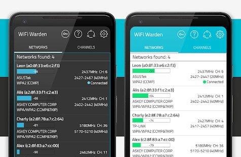 WiFi Warden-screen