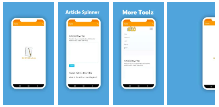 article-spinner