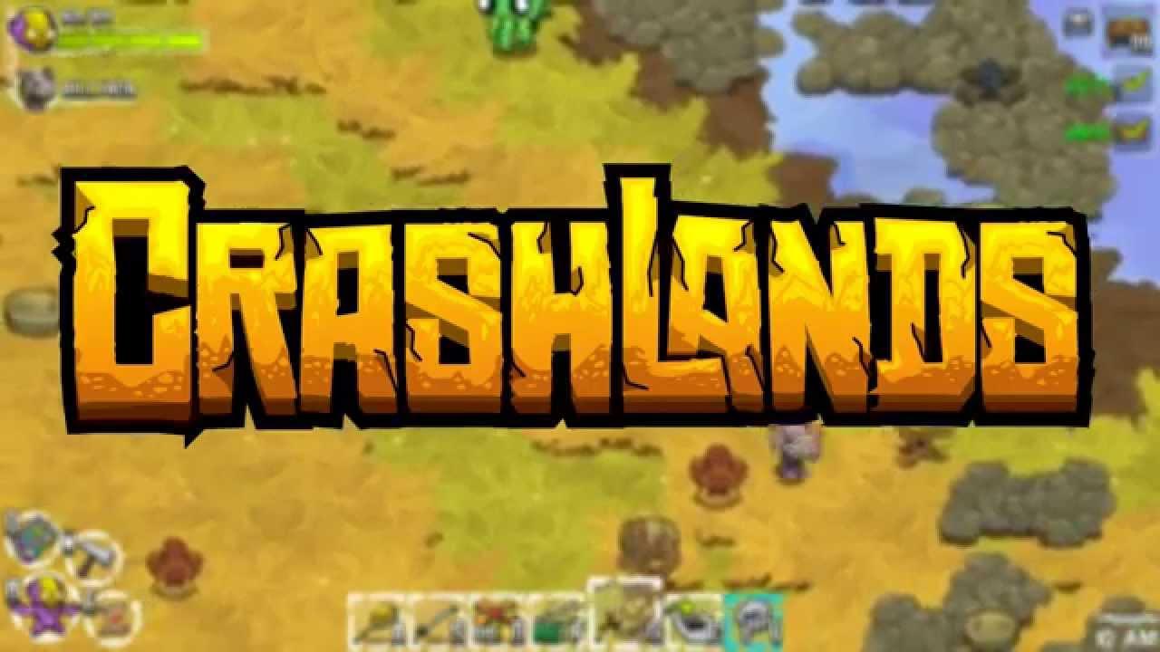 Crashlands-offline Games