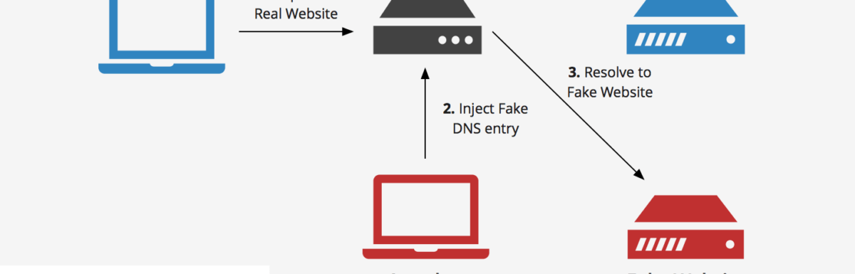 What is DNS spoofing and how to Prevention It