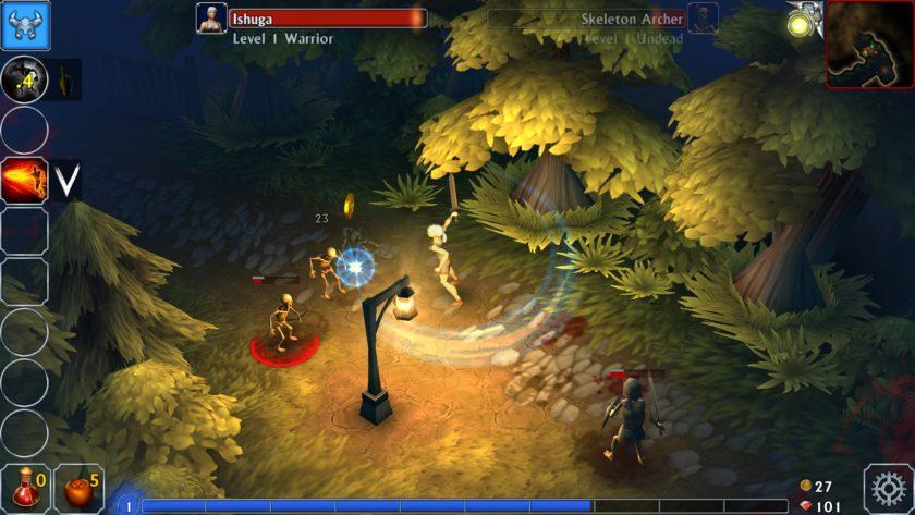 Eternium-offline Game