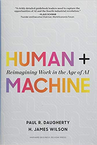 Human + Machine Reimagining Work in the Age of AI