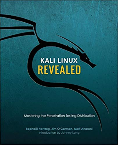 Kali Linux Revealed hacking books