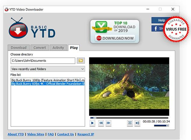 YDT-downloader