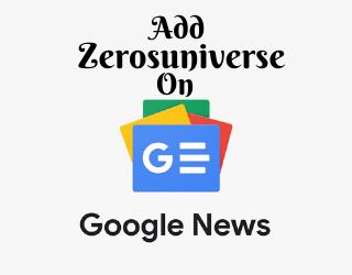zerosuniverse-google-news